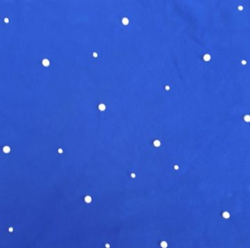Pearl Convertible Ponshawl ~ Royal Blue